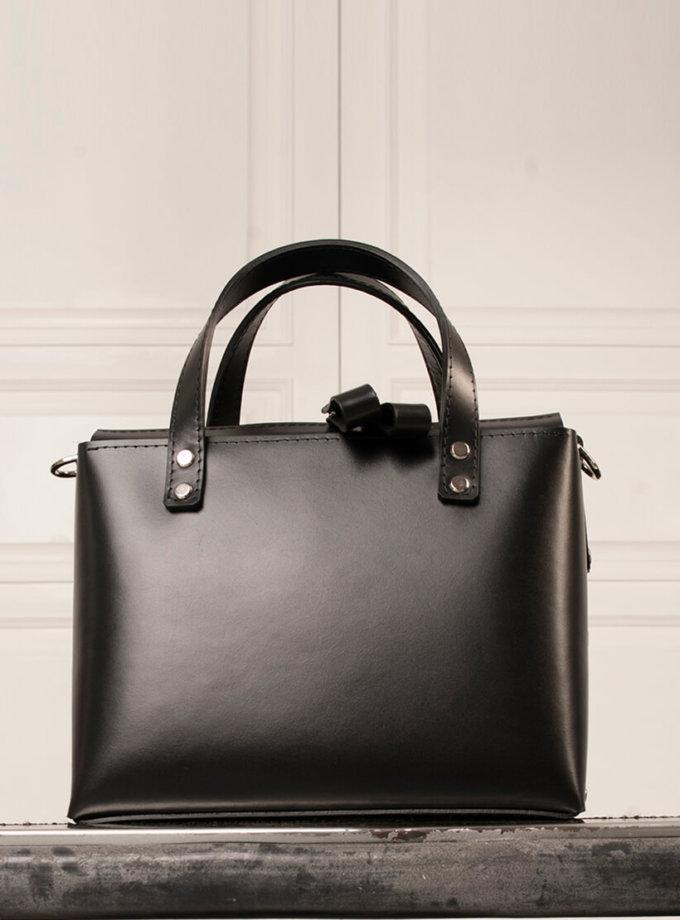 Кожаная сумка Doris L VIS_Doris-bag-L-001, фото 1 - в интернет магазине KAPSULA
