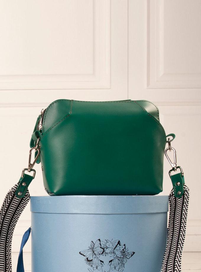 Кожаная сумка Galateya VIS_Galateya-bag-004, фото 1 - в интернет магазине KAPSULA