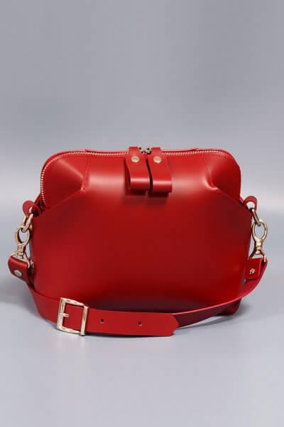 Кожаная сумка Galateya VIS_Galateya-bag-002, фото 5 - в интеренет магазине KAPSULA