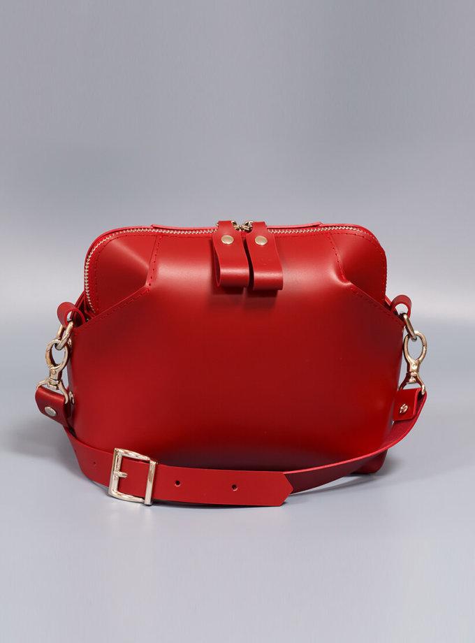 Кожаная сумка Galateya VIS_Galateya-bag-002, фото 1 - в интеренет магазине KAPSULA