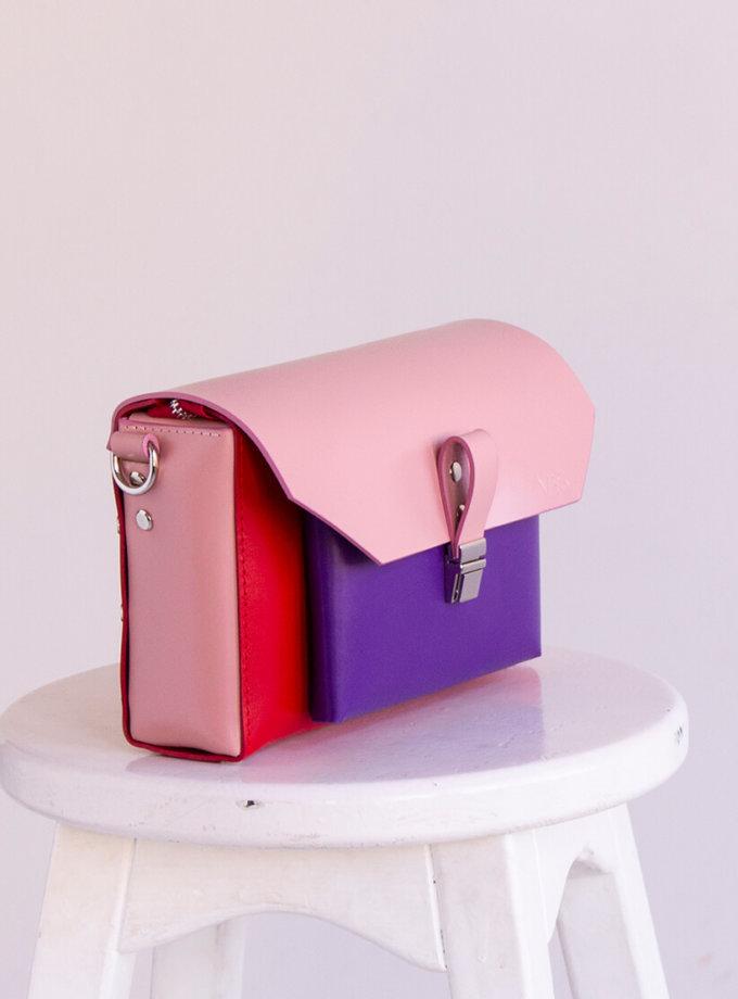 Кожаная сумка Gelena VIS_Gelena-bag-002, фото 1 - в интеренет магазине KAPSULA