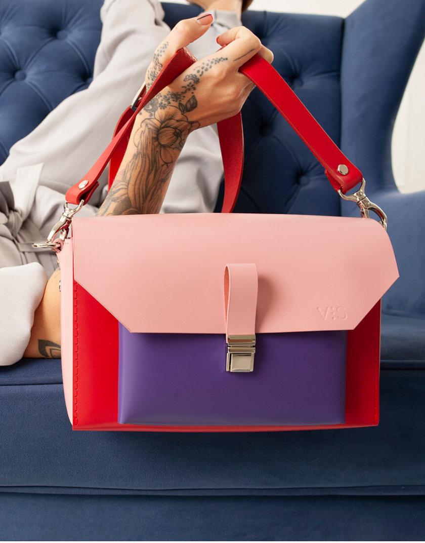 Кожаная сумка Gelena VIS_Gelena-bag-002, фото 1 - в интернет магазине KAPSULA