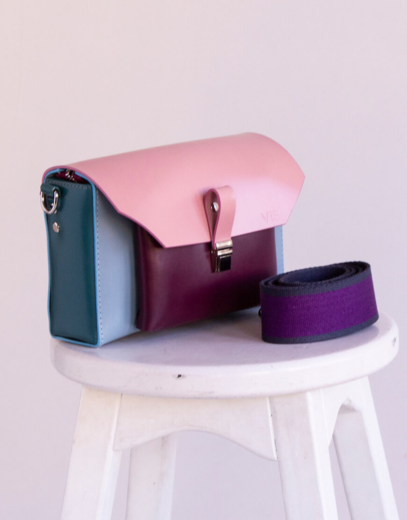 Кожаная сумка Gelena VIS Gelena:bag-003, фото 1 - в интернет магазине KAPSULA