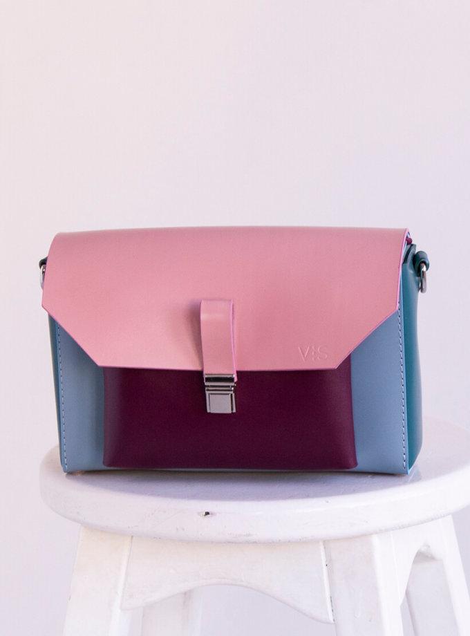 Кожаная сумка Gelena VIS Gelena:bag-003, фото 1 - в интеренет магазине KAPSULA