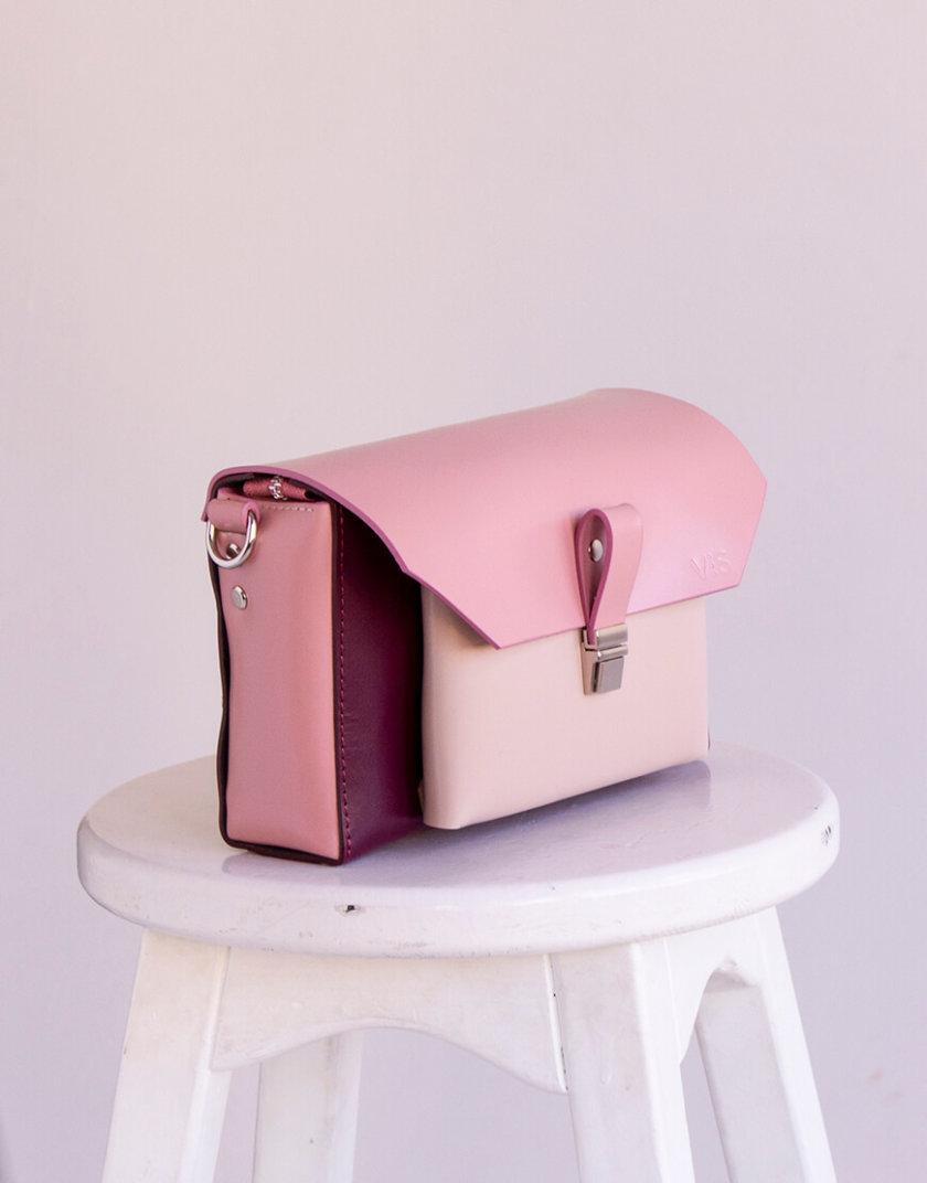 Кожаная сумка Gelena VIS Gelena:bag-004, фото 1 - в интернет магазине KAPSULA