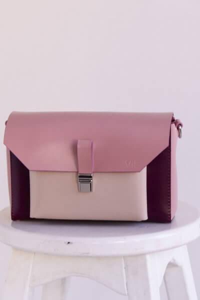 Кожаная сумка Gelena VIS Gelena:bag-004, фото 5 - в интеренет магазине KAPSULA