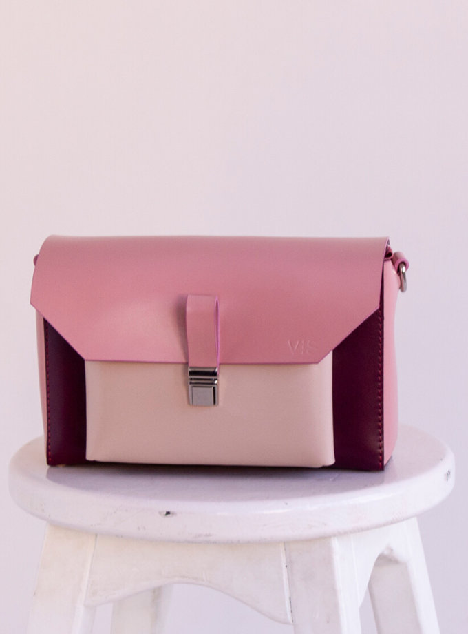 Кожаная сумка Gelena VIS Gelena:bag-004, фото 1 - в интеренет магазине KAPSULA