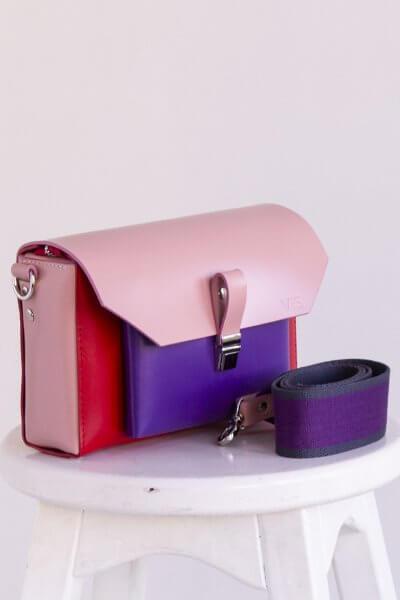 Кожаная сумка Gelena VIS Gelena:bag-005, фото 1 - в интеренет магазине KAPSULA