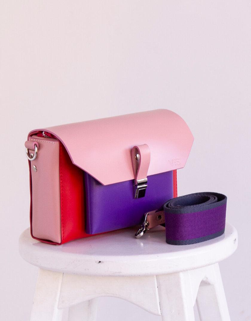 Кожаная сумка Gelena VIS Gelena:bag-005, фото 1 - в интернет магазине KAPSULA