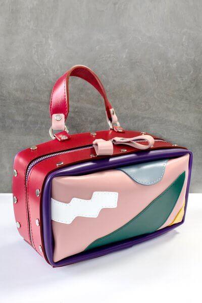 Сумка Hartli L из кожи VIS_Hartli-bag-L-001, фото 1 - в интеренет магазине KAPSULA