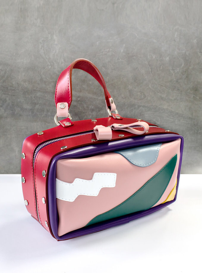 Сумка Hartli L из кожи VIS_Hartli-bag-L-001, фото 1 - в интернет магазине KAPSULA