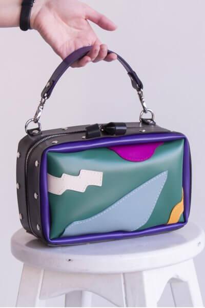 Сумка Hartli L из кожи VIS_Hartli-bag-L-002, фото 1 - в интеренет магазине KAPSULA