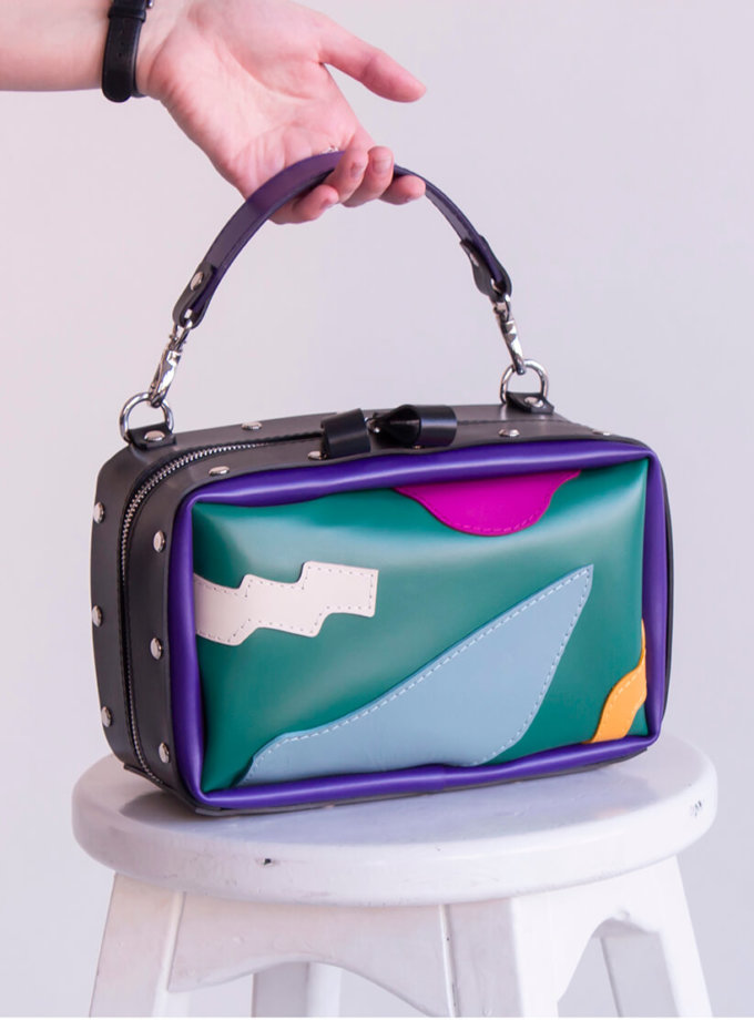 Сумка Hartli L из кожи VIS_Hartli-bag-L-002, фото 1 - в интернет магазине KAPSULA