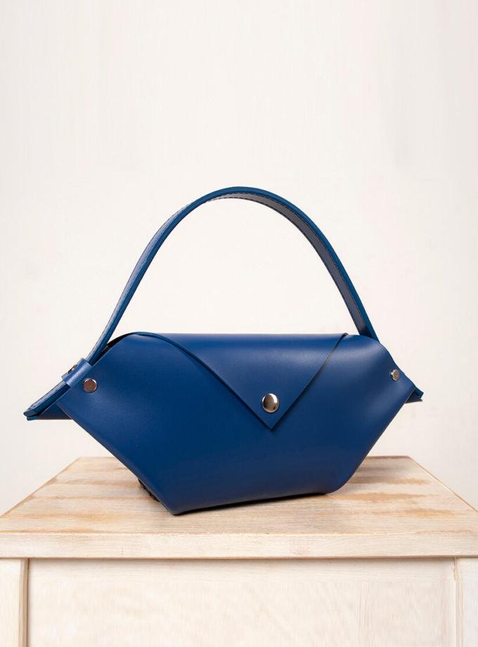 Кожаная сумка Hoshi S VIS_Hoshi-bag-S-001, фото 1 - в интернет магазине KAPSULA