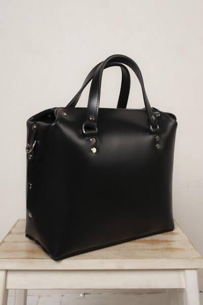 Кожаная сумка VIS Kastor M VIS_Kastor-suitcase-М-001, фото 4 - в интеренет магазине KAPSULA