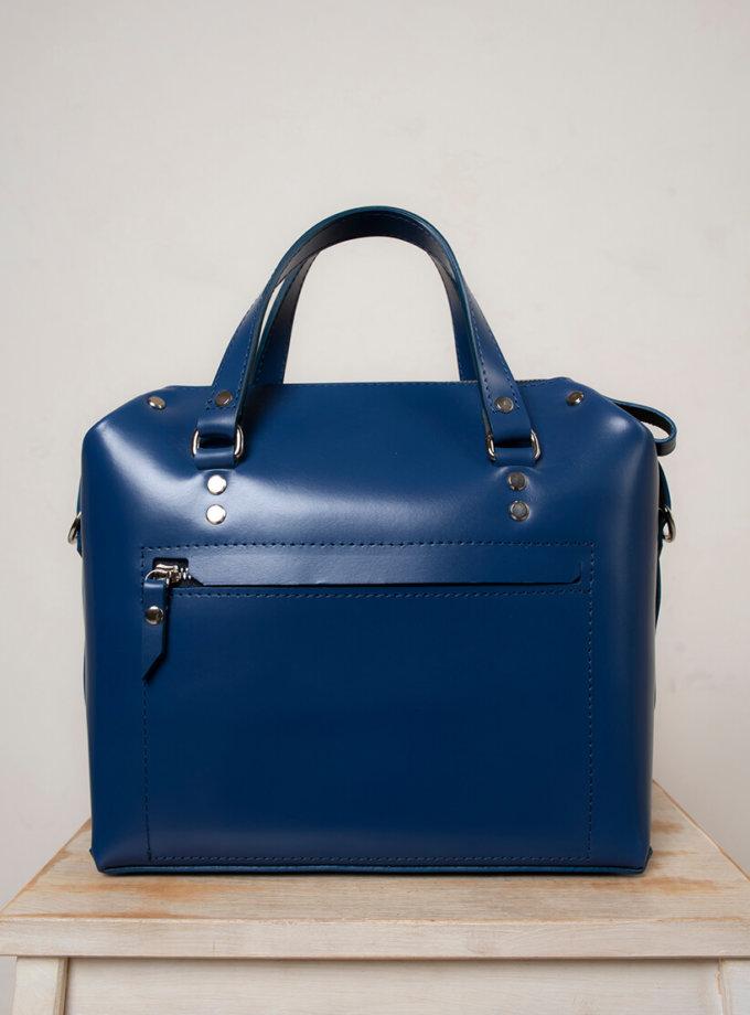 Кожаная сумка VIS Kastor M VIS_Kastor-suitcase-М-002, фото 1 - в интернет магазине KAPSULA