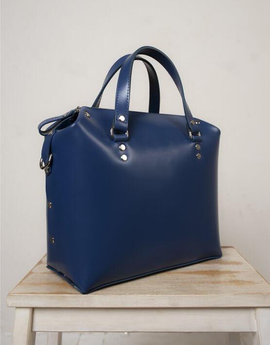 Кожаная сумка VIS Kastor M VIS_Kastor-suitcase-М-002, фото 3 - в интеренет магазине KAPSULA