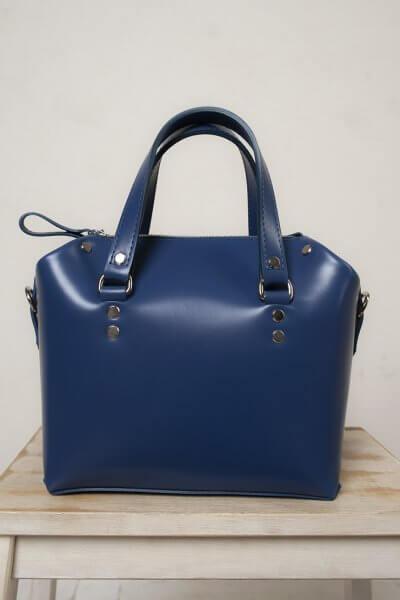 Кожаная сумка Kastor S VIS_Kastor-suitcase-S-001, фото 4 - в интеренет магазине KAPSULA