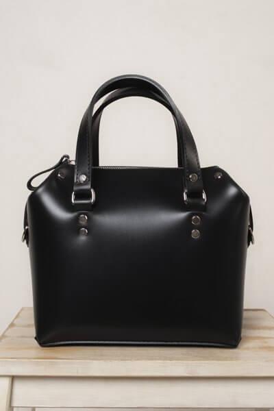 Кожаная сумка Kastor S VIS_Kastor-suitcase-S-006, фото 1 - в интеренет магазине KAPSULA