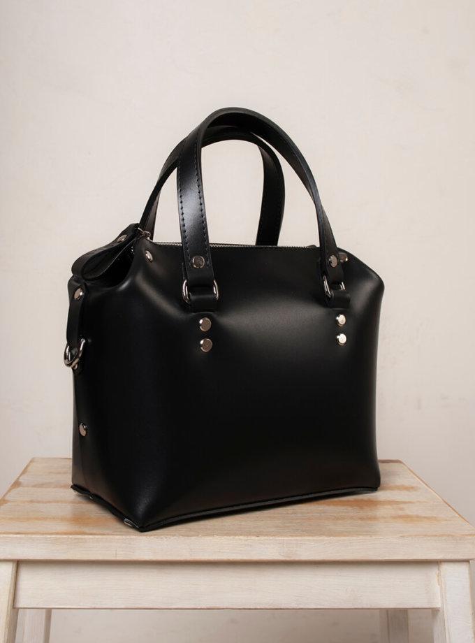 Кожаная сумка Kastor S VIS_Kastor-suitcase-S-006, фото 1 - в интернет магазине KAPSULA