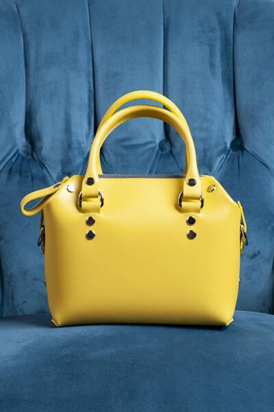 Кожаная сумка VIS Kastor XS VIS_Kastor-suitcase-XS-002, фото 4 - в интеренет магазине KAPSULA