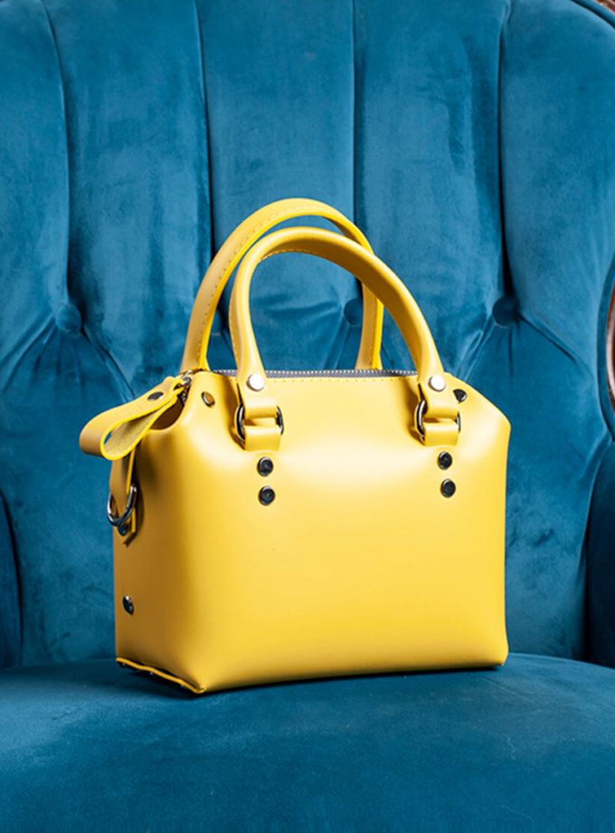 Кожаная сумка VIS Kastor XS VIS_Kastor-suitcase-XS-002, фото 1 - в интернет магазине KAPSULA