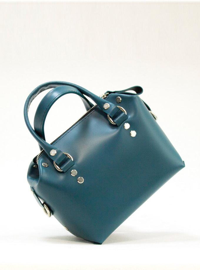 Кожаная сумка VIS Kastor XS VIS_Kastor-suitcase-XS-003, фото 1 - в интернет магазине KAPSULA