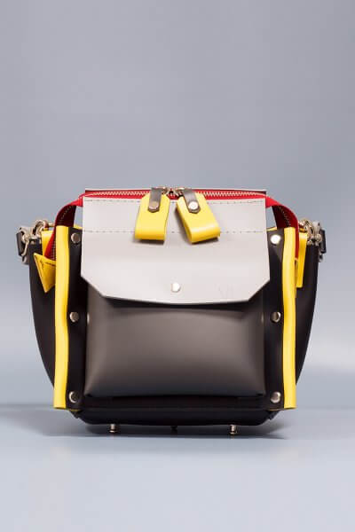 Сумка Lutecia из кожи VIS_Lutecia-bag-002, фото 4 - в интеренет магазине KAPSULA