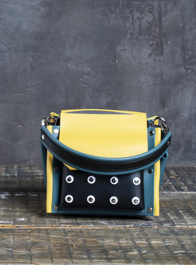 Сумка Lutecia из кожи VIS_Lutecia-bag-014, фото 1 - в интернет магазине KAPSULA