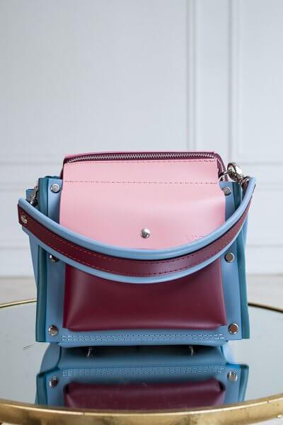 Сумка Lutecia из кожи VIS_Lutecia-bag-018, фото 1 - в интеренет магазине KAPSULA