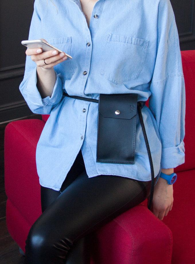 Кожаная сумка Pulsar VIS_Pulsar-bag-001, фото 1 - в интернет магазине KAPSULA