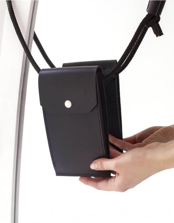 Кожаная сумка Pulsar VIS_Pulsar-bag-001, фото 3 - в интеренет магазине KAPSULA
