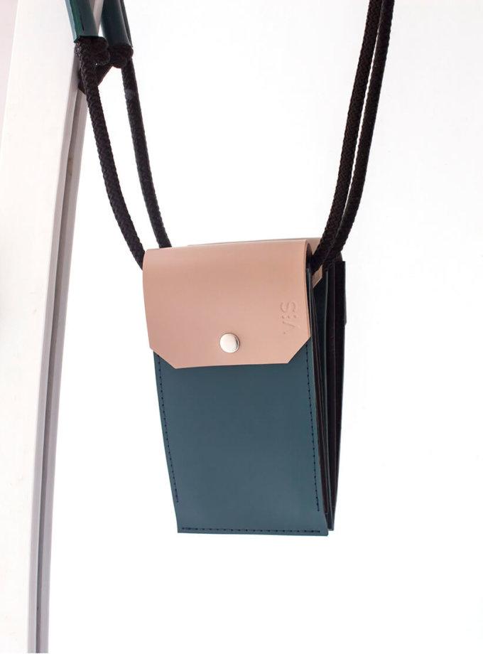 Кожаная сумка Pulsar VIS_Pulsar-bag-002, фото 1 - в интернет магазине KAPSULA