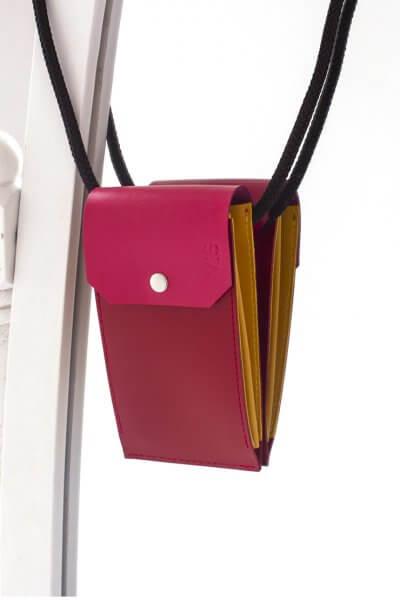 Кожаная сумка Pulsar VIS_Pulsar-bag-003, фото 4 - в интеренет магазине KAPSULA