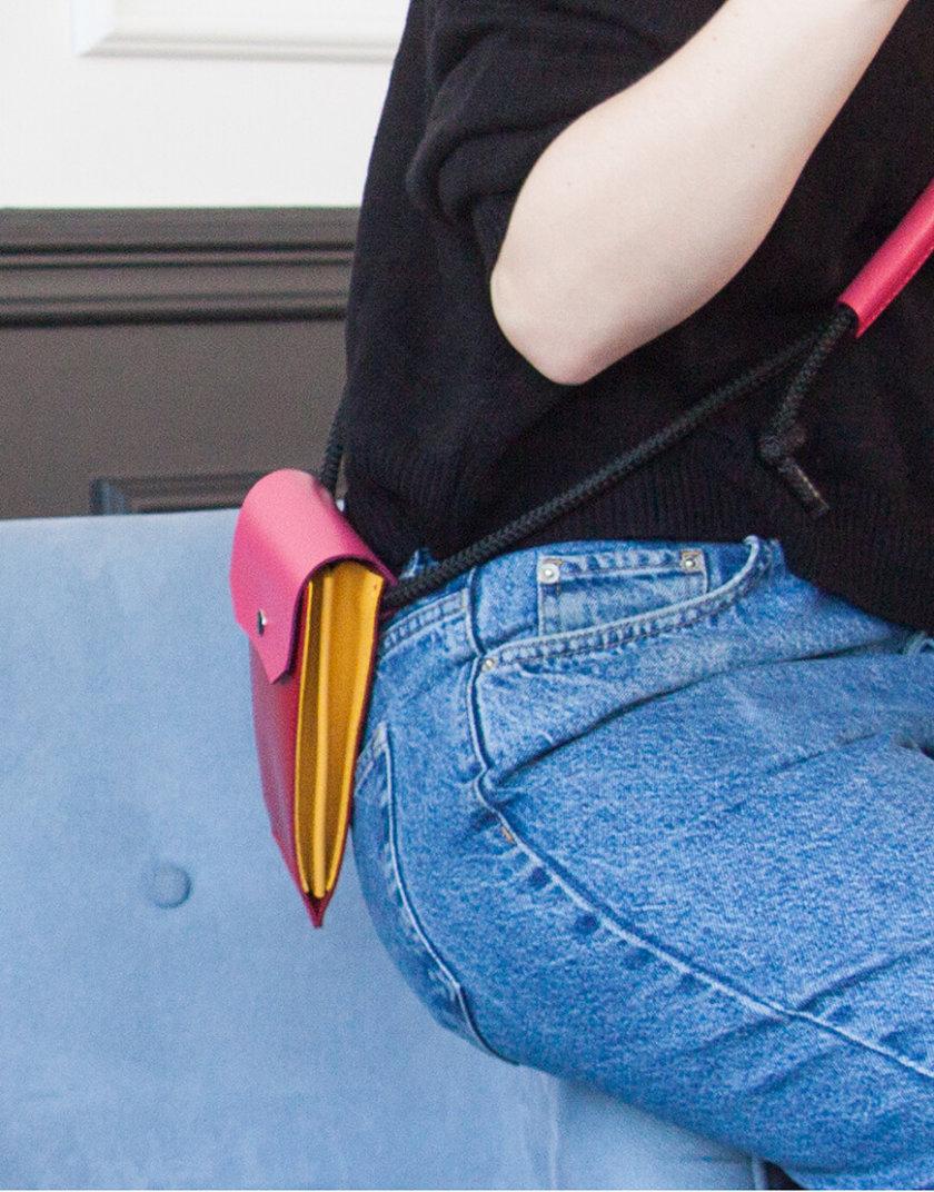 Кожаная сумка Pulsar VIS_Pulsar-bag-003, фото 1 - в интернет магазине KAPSULA