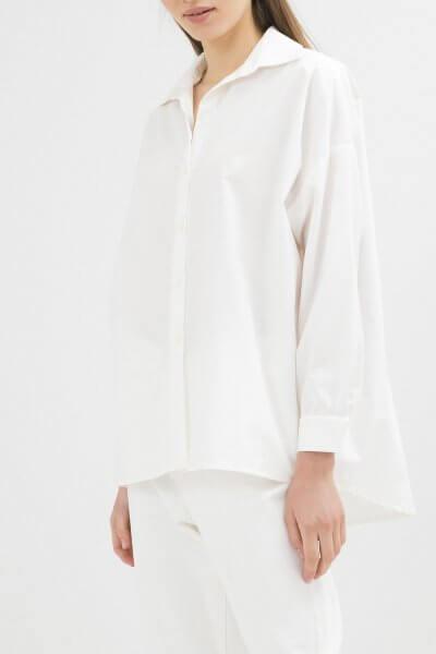 Рубашка из хлопка WNDM_csw1, фото 6 - в интеренет магазине KAPSULA