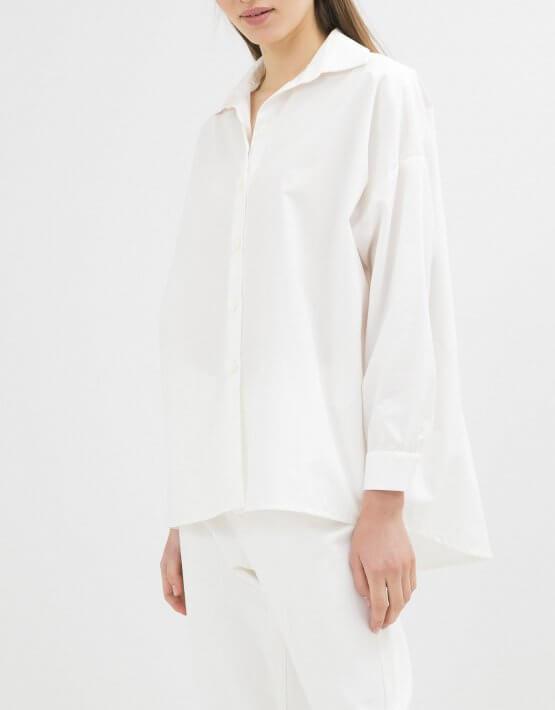 Рубашка из хлопка WNDM_csw1, фото 3 - в интеренет магазине KAPSULA