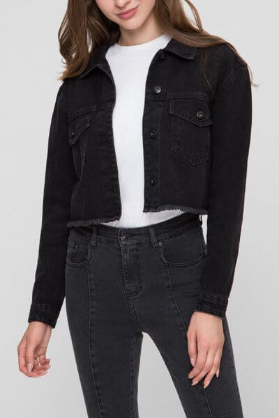 Джинсовая куртка WNDM_jb1, фото 6 - в интеренет магазине KAPSULA