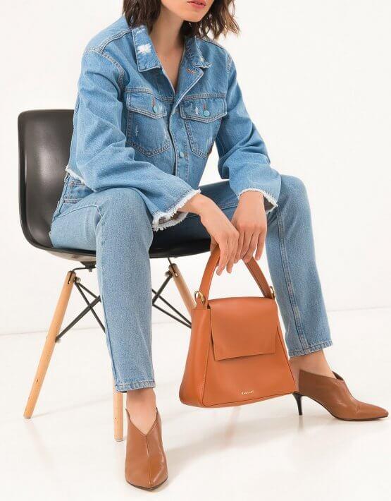 Джинсовая куртка WNDM_jj1, фото 4 - в интеренет магазине KAPSULA