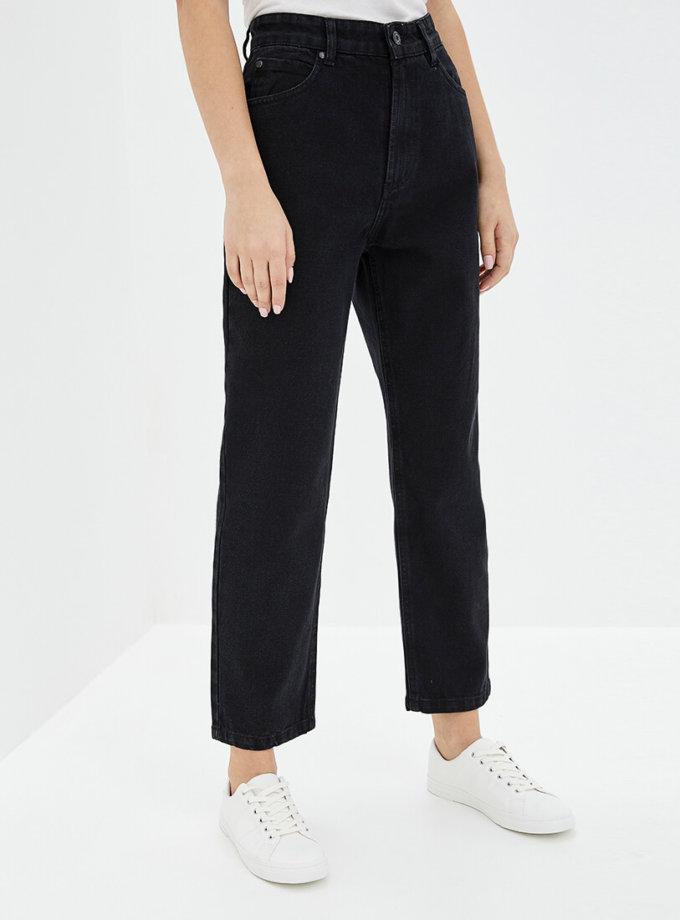 Хлопковые джинсы прямого кроя WNDM_jstr1, фото 1 - в интернет магазине KAPSULA