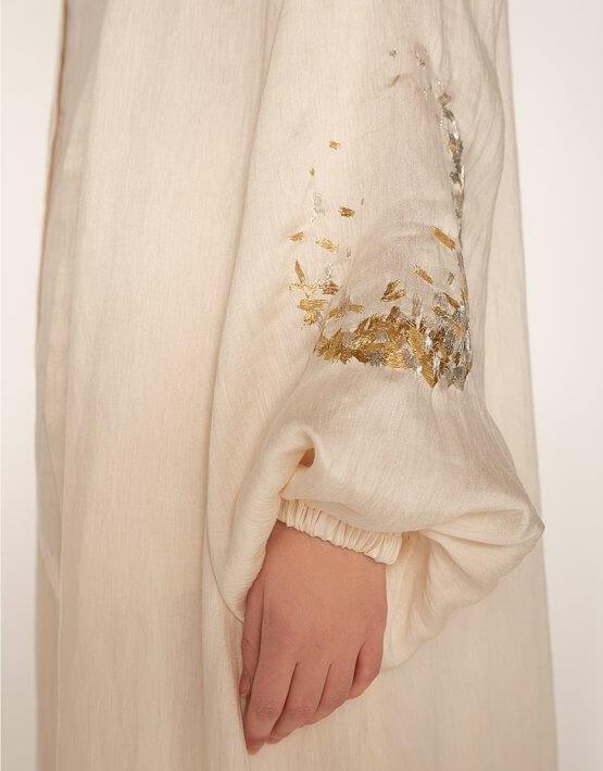 Льняной костюм-тройка WNDR_ ss20_3mlk_01, фото 7 - в интеренет магазине KAPSULA