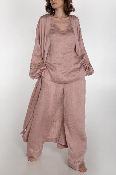 Льняной костюм-тройка WNDR_spr20_trс01_, фото 7 - в интеренет магазине KAPSULA