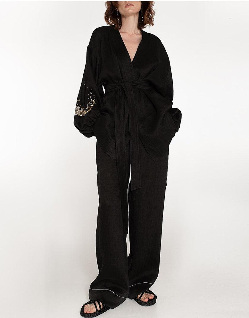 Костюм с кимоно из льна WNDR_ss20_2b_02, фото 1 - в интеренет магазине KAPSULA
