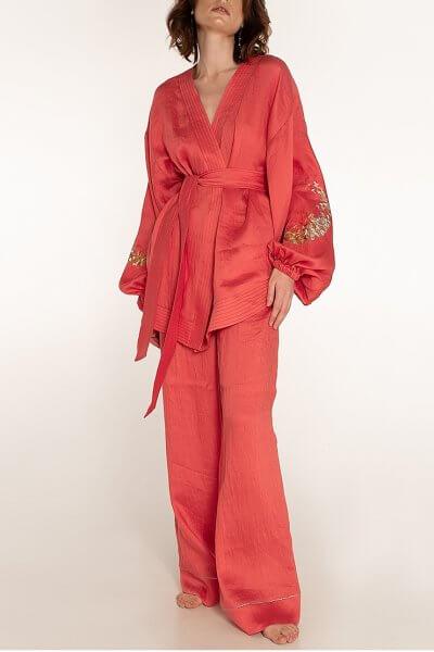 Костюм с кимоно из льна WNDR_ss20_2k_02, фото 1 - в интеренет магазине KAPSULA