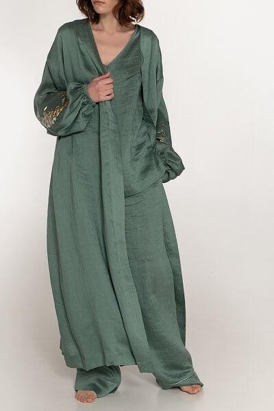Льняной костюм-тройка WNDR_ss20_3mt_01, фото 1 - в интеренет магазине KAPSULA