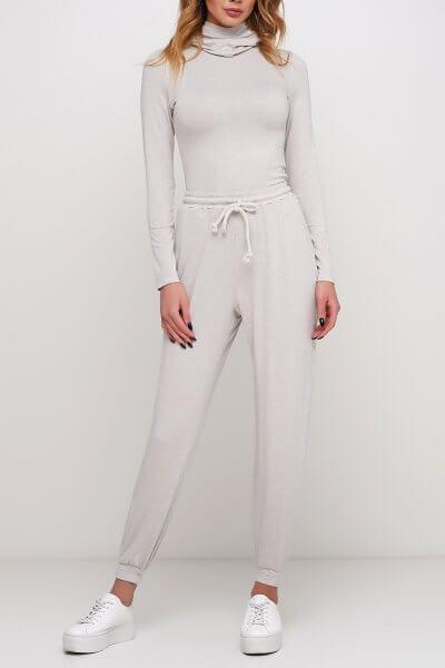 Спортивные брюки на манжете AY_2963, фото 5 - в интеренет магазине KAPSULA