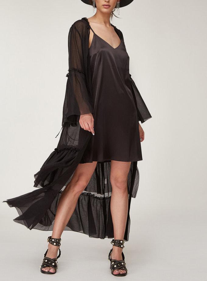 Платье бохо из хлопка CVR_BOHOB2020, фото 1 - в интеренет магазине KAPSULA