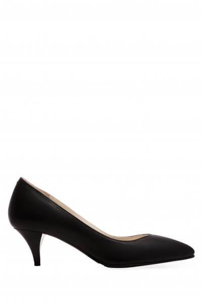 Туфли из натуральной кожи ED_TFKL-01-(K), фото 1 - в интеренет магазине KAPSULA