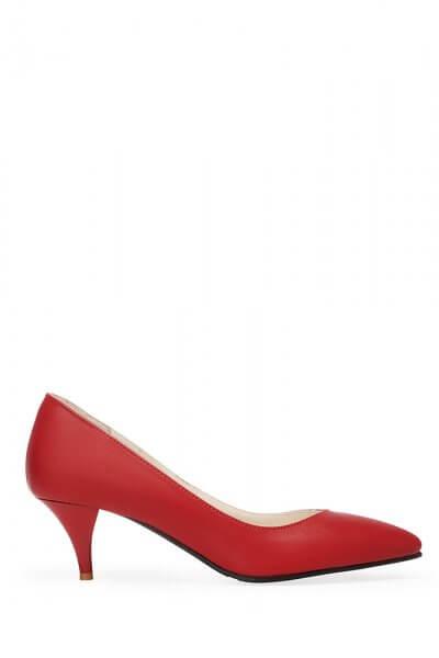 Туфли из натуральной кожи ED_TFKL-06-(K), фото 1 - в интеренет магазине KAPSULA