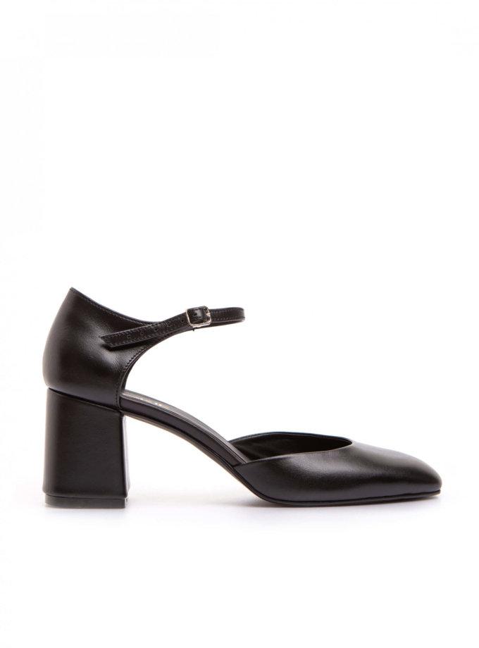 Кожаные босоножки Black Piper LA_BPiper_SS20_10, фото 1 - в интернет магазине KAPSULA